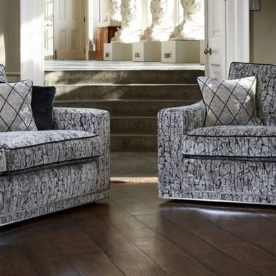 Fifth Avenue Fabric Sofa & Chair Collection - Housing Units